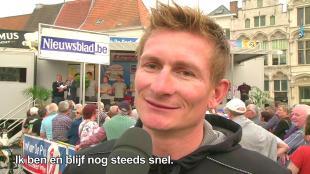 Mechelen geeft feestelijke aftrap BPO Ronde van België