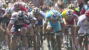 Greipel eerste leider in Bank van De Post Ronde van België