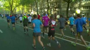 Mutai is de beste in marathon van Brussel