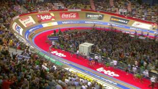Keisse en O'Shea eindwinnaars Lotto Z6sdaagse Vlaanderen-Gent