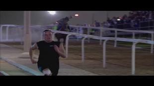 Pistorius klopt paard