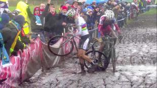 2012: Albert verslaat Stybar in tumultueuze Azencross