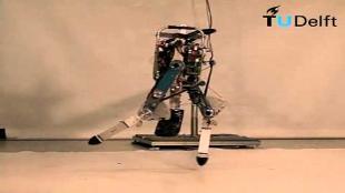 Run, robot, run!