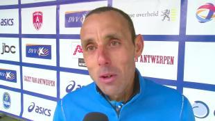 El Hachimi de beste in DVV Antwerp Marathon