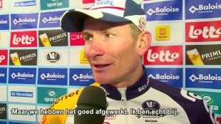 André Greipel: 'Belangrijk voor onze Belgische ploeg'