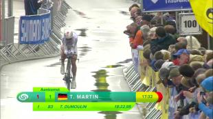 Martin grijpt de macht in Baloise Belgium Tour