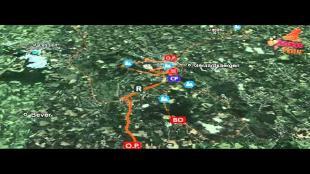 Virtual Track -  Rit 7: TIENEN - GERAARDSBERGEN