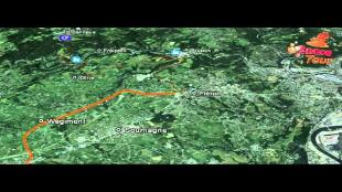 Virtual Track -  Stage 6: RIEMST - AYWAILLE