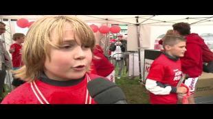 200 kids leven zich uit in Eneco KidsRide