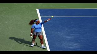 Serena heeft geen