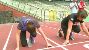 Recreanten sprinten voor goed doel op Memorial