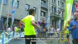 2013: Geslaagde recordeditie voor Jogging Ville de Namur