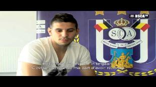 Mitrovic excuseert zich voor fluim