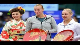 Kvitova is beste linkshandige