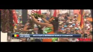 Van Lierde wint Ironman van Hawaii