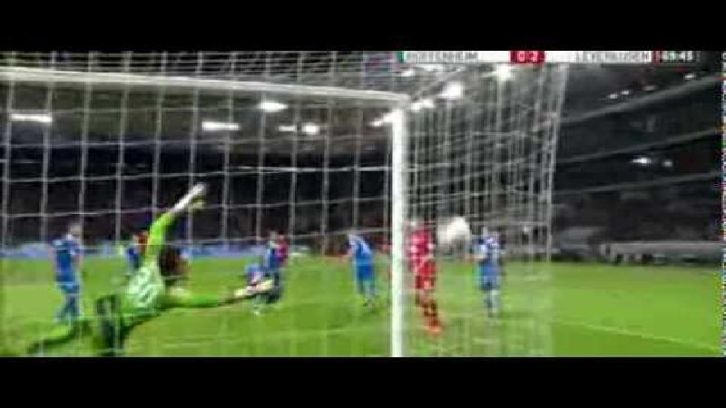 Leverkusen wint dankzij spookdoelpunt