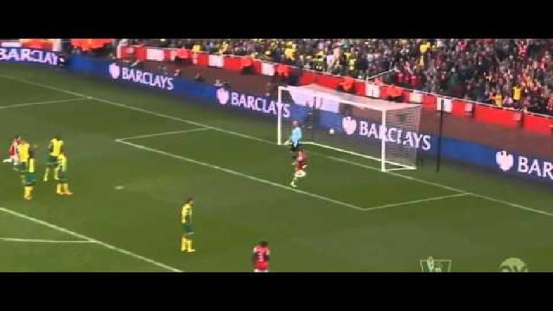 Het magistrale doelpunt van Arsenal