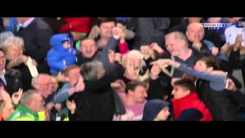 Mourinho: 'Ik ging vieren met mijn zoon'