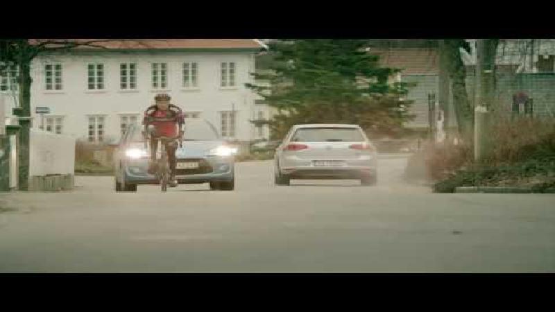Hushovd in promofilmpje voor veilig verkeer