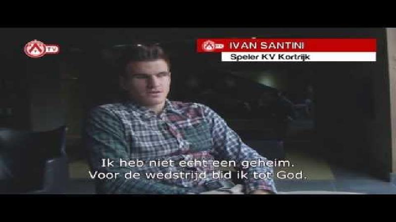 Santini: 'Ik voelde direct dat het goed zat'