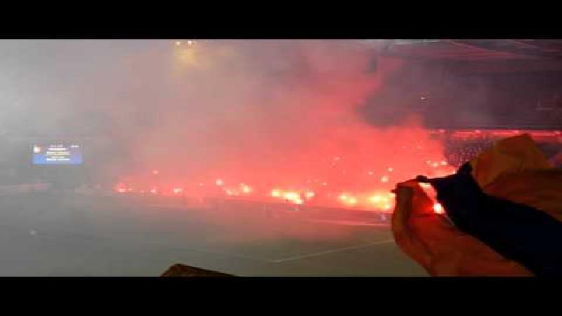 Brøndby brandt na derby tegen Kopenhagen