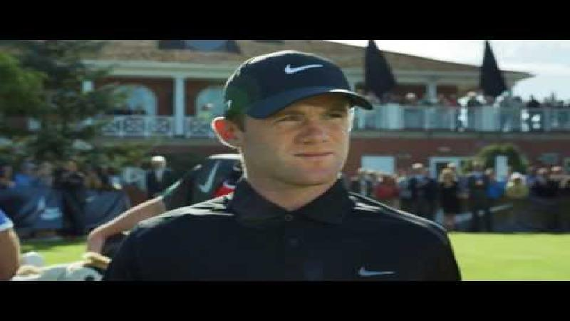 Rooney scoort hole-in-one