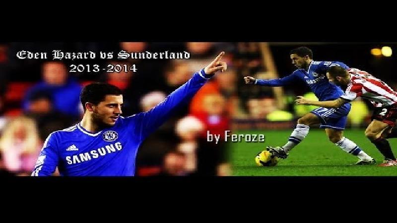 Hazard: 'Speelde beste wedstrijd van het seizoen'