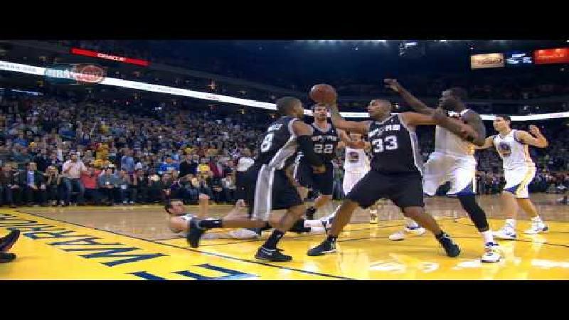Oklahoma City Thunder leider in de NBA