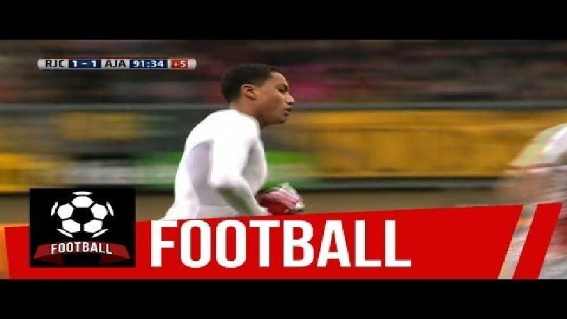 17-jarige debutant doet het voor Ajax