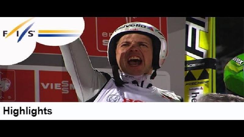 Ammann wint openingsmanche Vierschansentournee