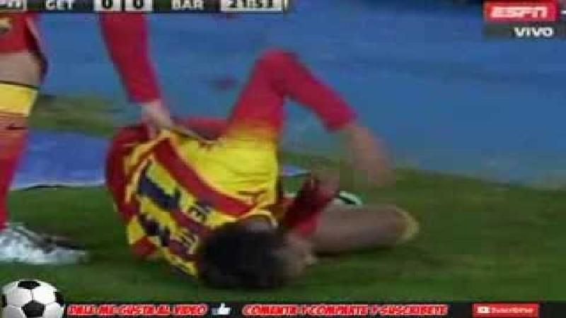 Peroneale pees houdt Neymar tijdje aan de kant