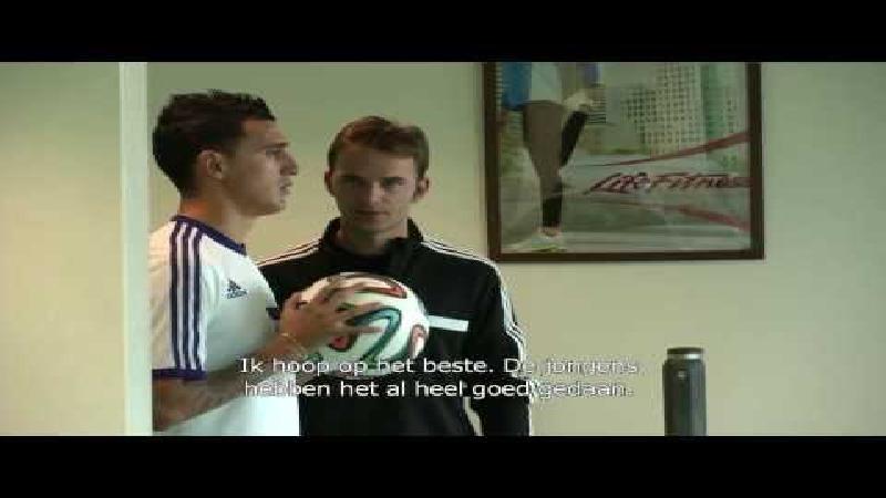 Recupereert Anderlecht Suarez tijdens play-offs?