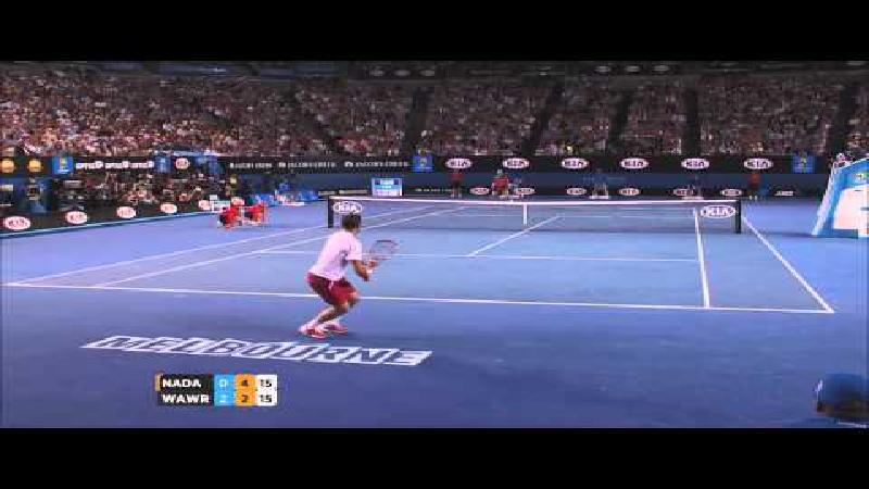 Wawrinka wint Australian Open