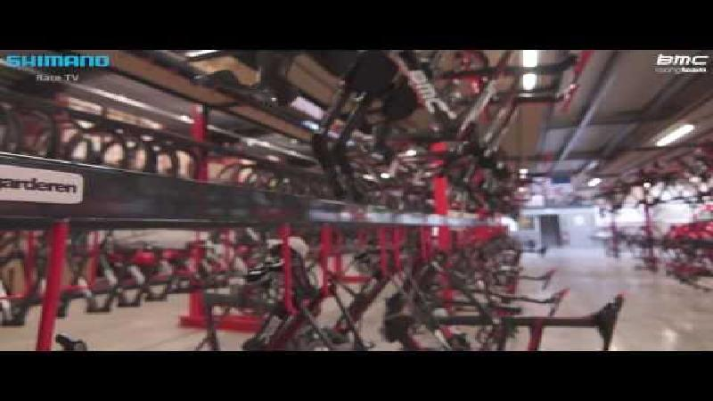 VIDEO: De service course van BMC
