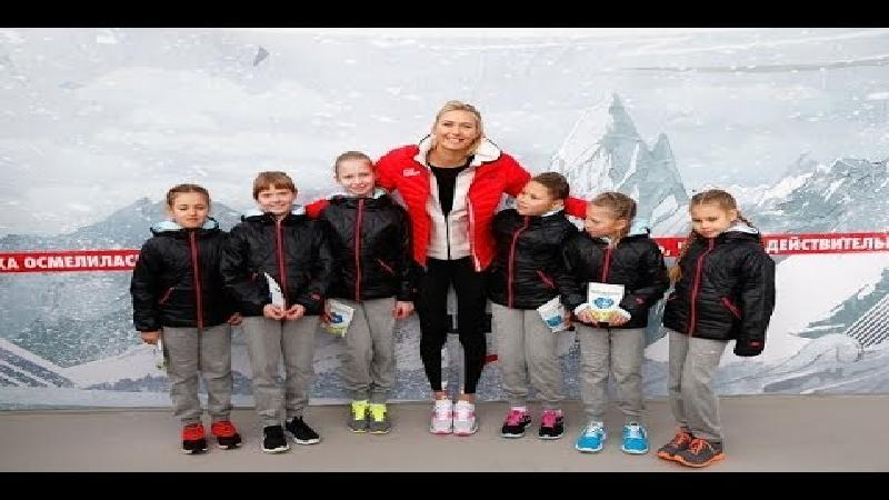 Sharapova keert terug naar Sochi