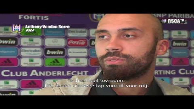 Vanden Borre: 'Selectie geeft geen garantie op WK'