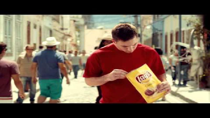 Iedereen eet uit de zak van Messi