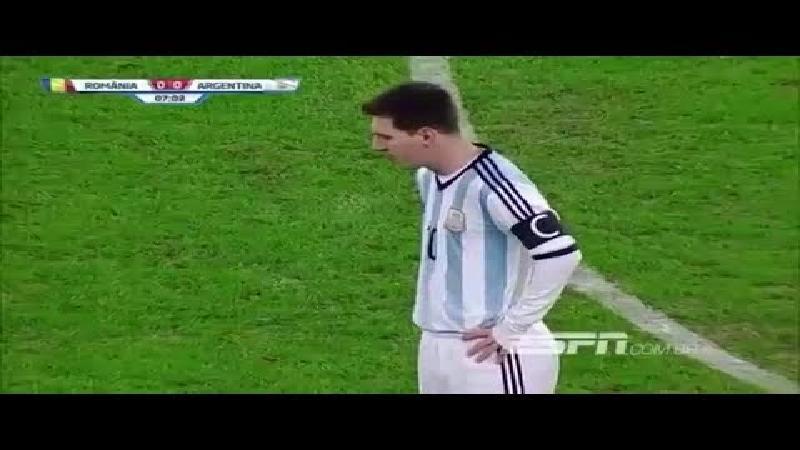 Brakende Messi: 'Doe dit wel vaker'