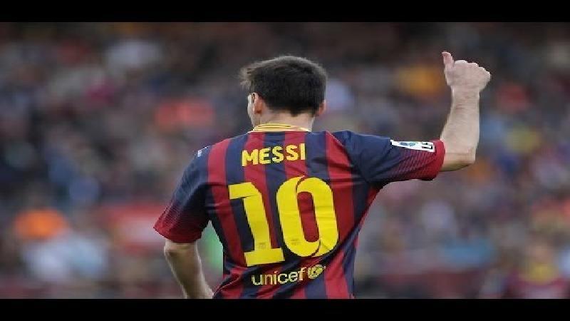De 371 treffers van Messi op een rijtje