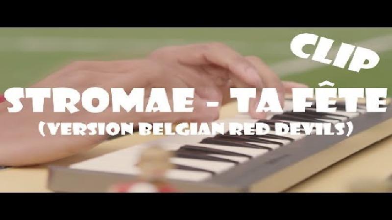 Bekijk de WK-clip van Stromae