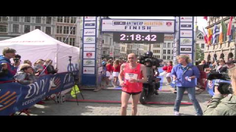 Mwarur wint, Stroobants derde bij marathondebuut