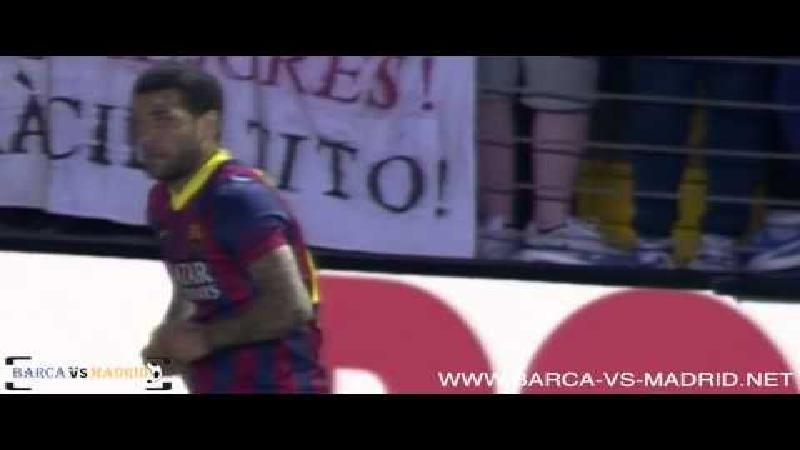 Alves gaat op zijn manier om met racisme
