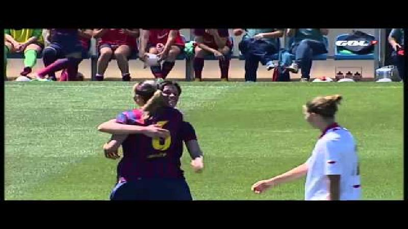 Onverwachte golazo van Barca