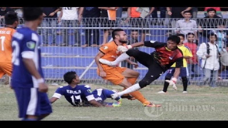 Indonesische voetballer sterft na afschuwelijke trap