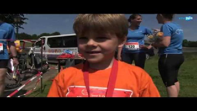 7-jarige loopt per ongeluk 14,5 km