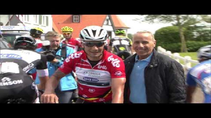 Boonen: 'Vanaf morgen voor Martin'
