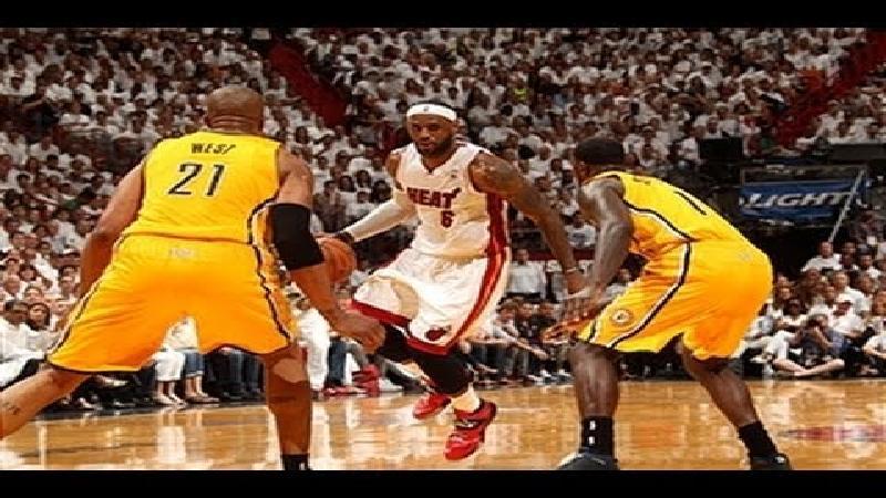 Vierde opeenvolgende finale voor Miami Heat