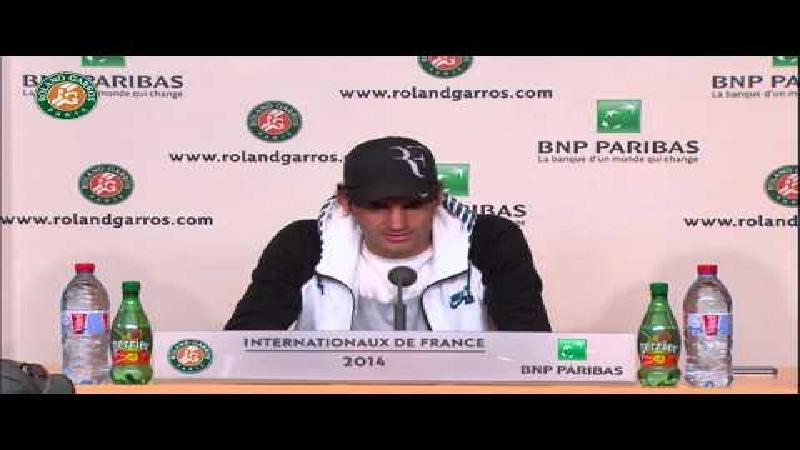 Federer: 'Ik heb spijt van bepaalde dingen'