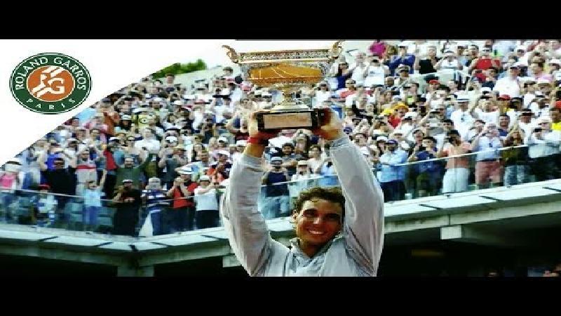 Het beste van Roland Garros