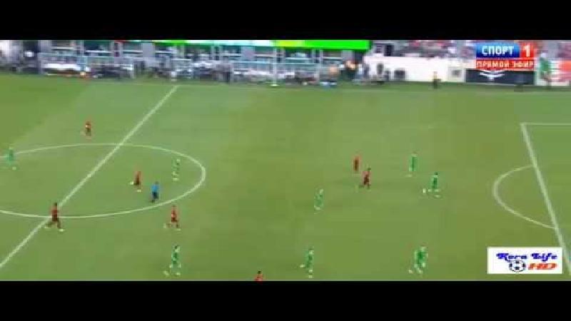 Portugal, met Ronaldo, scoort vijf keer tegen Ierland